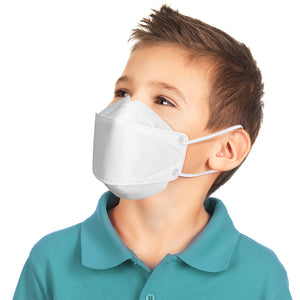 4-Ply Filters KF94 Mask with Safety Certificate, Kids Size (6pcs)