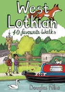 book of 40 walks in west lothian