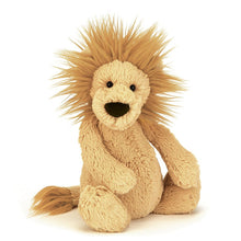 Load image into Gallery viewer, Soft plush lion toy H18 x W9cm