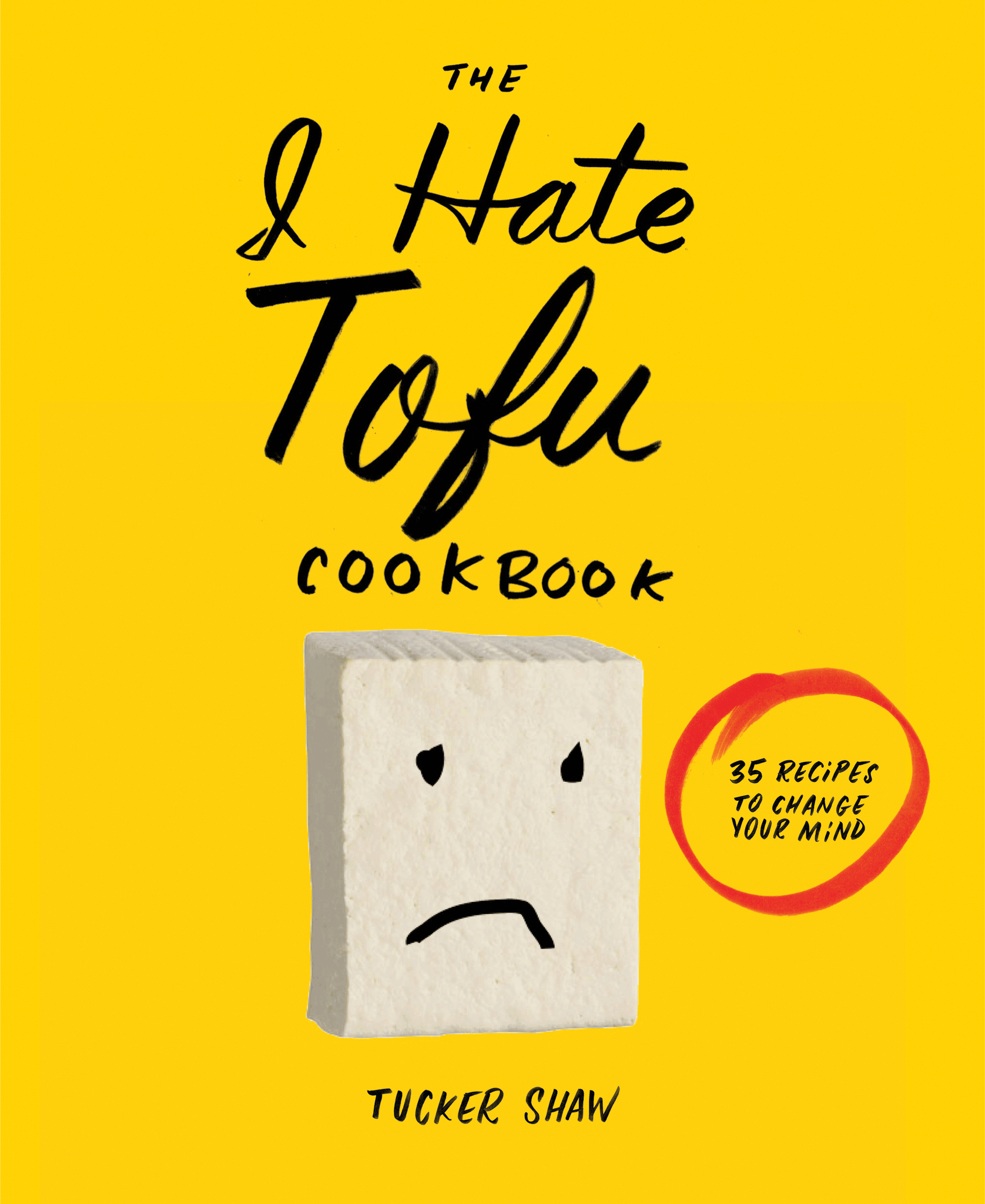Tofu offer redemption to the haters and hope to the lovers. Designed to convert the staunchest of critics, the recipes are easy to follow and unintimidating for novice—and skeptical—cooks. The books include 35 easy recipes that take into account what the haters dislike—texture, smell, taste—to help them open up their minds and change a hate into a love.