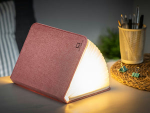 Smart booklight mini blush pink