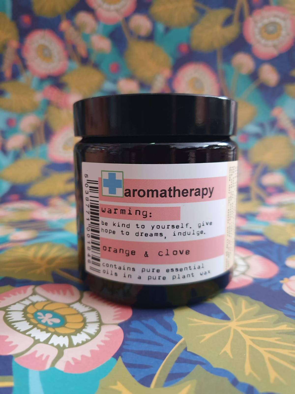 aromatherapy candle warming