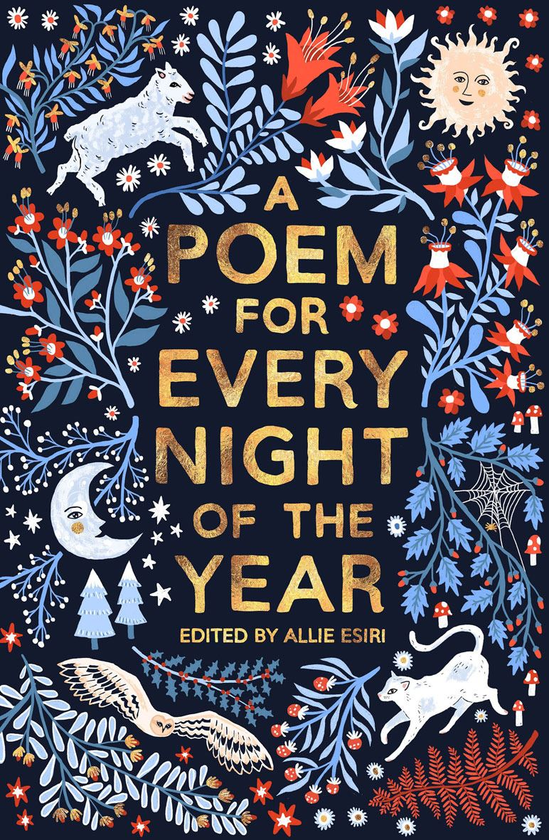 A magnificent collection of 366 poems, one to share for every night of the year.