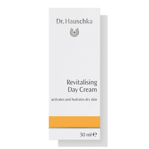 Revitalising day cream box
