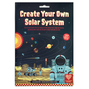 create your own deep solar system