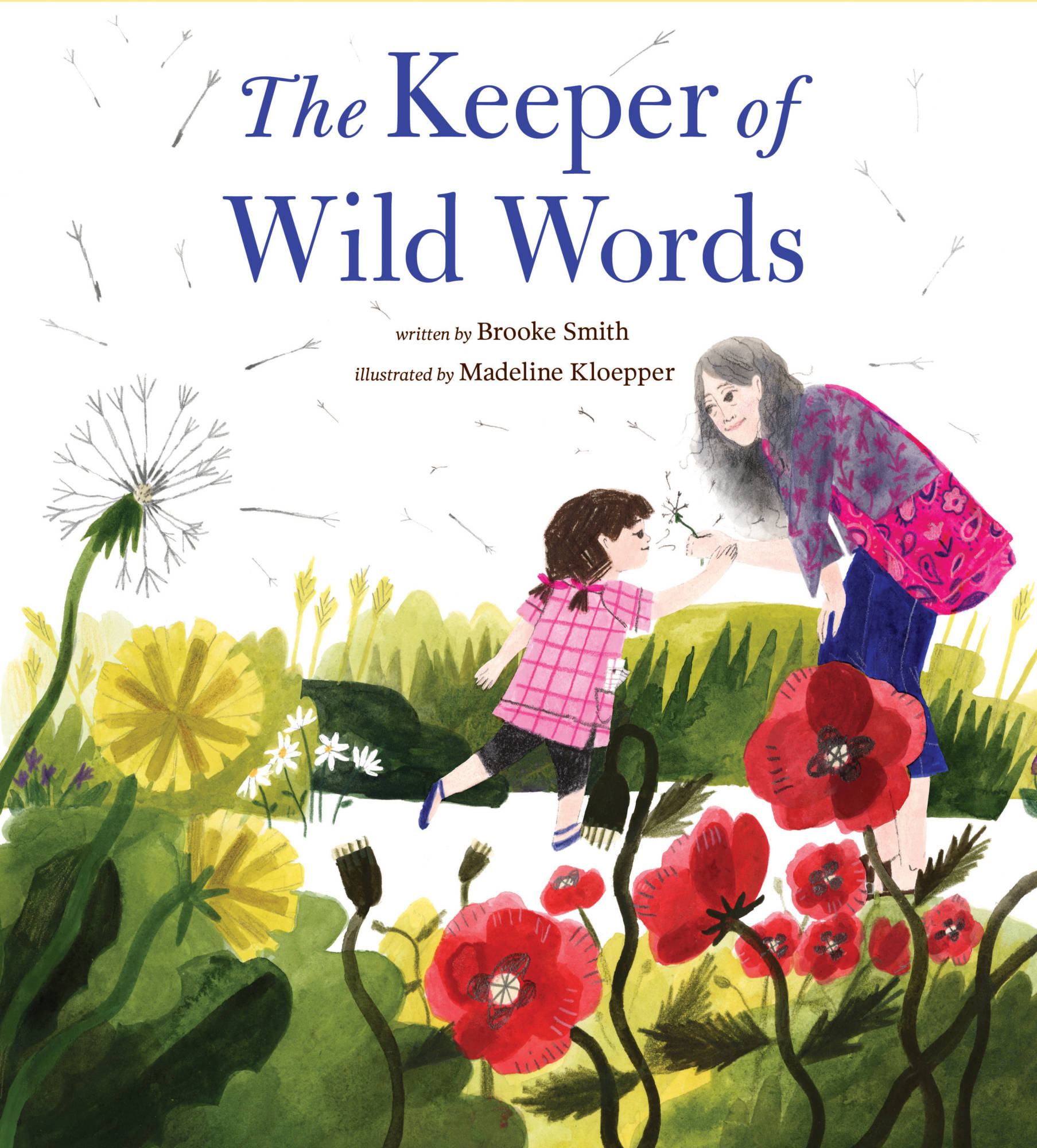 A touching tale of a grandmother and her granddaughter exploring and cherishing the natural world. The keeper of wild words