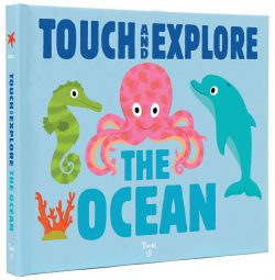 Scales, tails, flippers and fins-let's dive into the ocean! Touch And Explore™ is Twirl's multisensory series for children who want to do more than just listen!