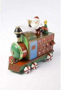 Advent Wooden Train