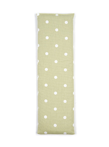Wheat Bag Scented Green Dotty
