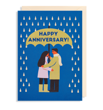 Load image into Gallery viewer, happy anniversary card