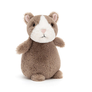 adorable plush hamster toy