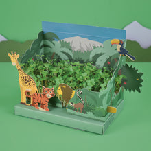 Load image into Gallery viewer, grow your own mini jungle garden