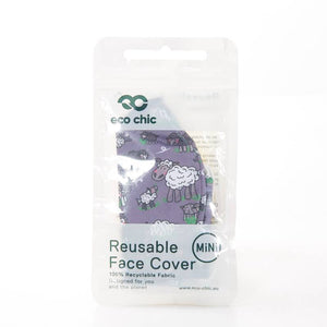Eco chic Face Mask Sheep mini