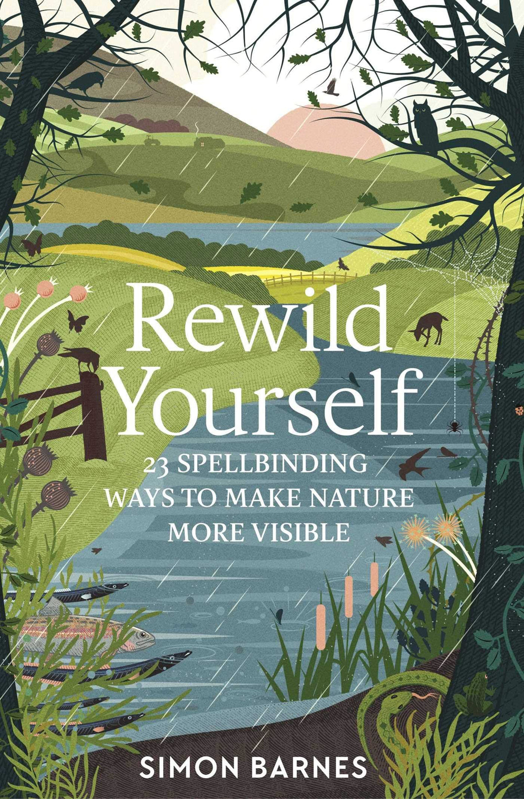 this book features 23 ways to bring the magic of nature much closer to home. Mammals you never knew existed will enter your world.