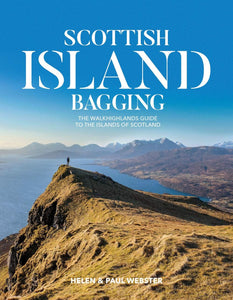 Compiled by Helen and Paul Webster, guidebook authors and founders of the popular Walkhighlands website, this is a guide to the magical islands of Scotland.