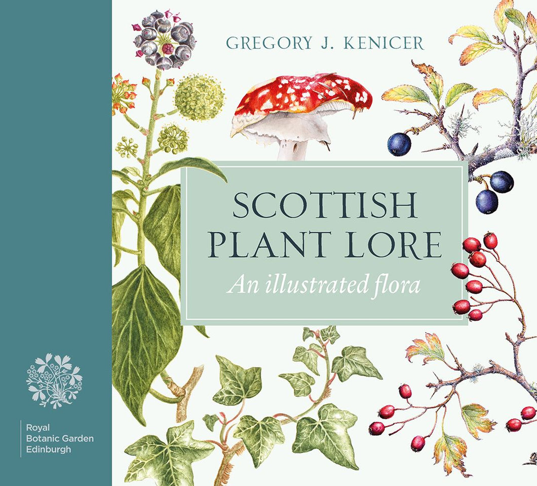 Drawing together traditional knowledge from archives and oral histories with the work of some of the country's finest botanical artists, this book is a celebration of the wealth of Scottish plant lore.