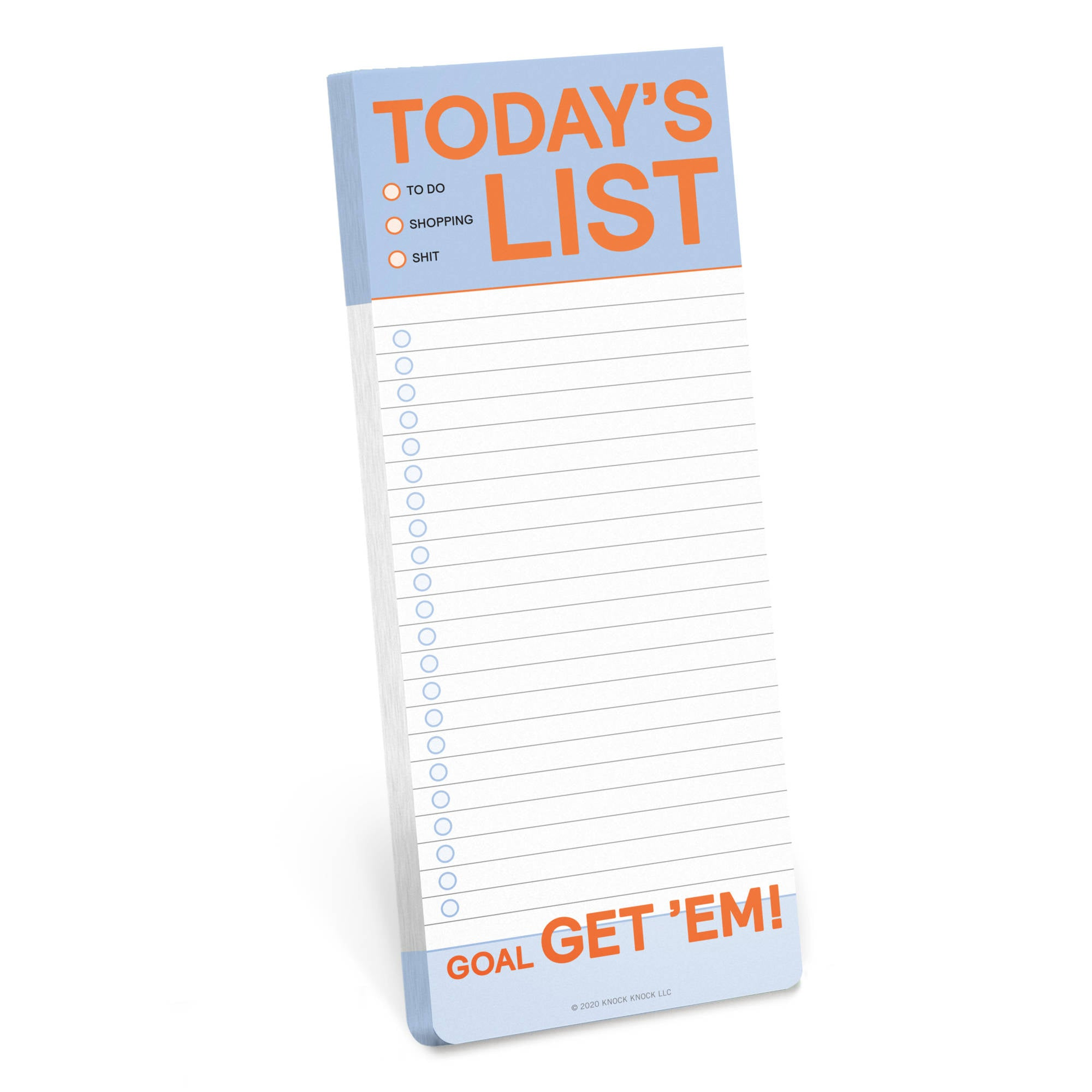 tear off listing pad
