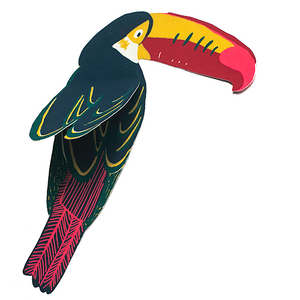 East End Press Toucan
