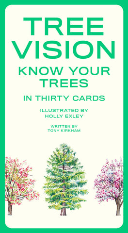 Each card includes detailed images, plus fascinating facts about all the trees featured. 30 beautifully illustrated cards.