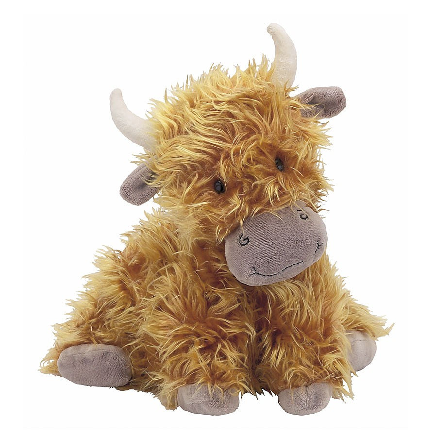 Medium truffles highland cow