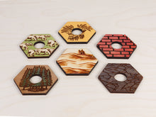 Load image into Gallery viewer, Board For Catan | Classic Edition | 3-4 or 3-6 Player