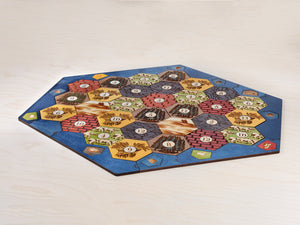 Board for Catan | Birch Edition | 5-6 Player Extension
