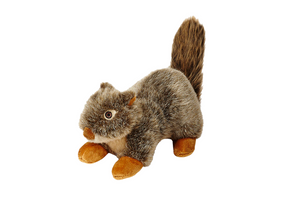 Fluff & Tuff:  Nuts Squirrel