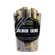 Load image into Gallery viewer, Vital Essentials:  RAW BAR Freeze- Salmon Skin