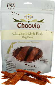Choovio Chicken with Fish 5oz