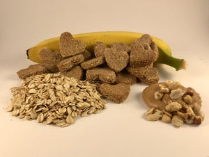 Morty's Munchies: Peanut Butter Banana Munchies