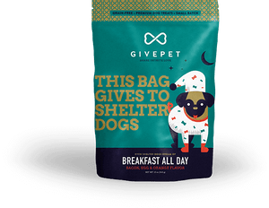 Givepet:  Breakfast All Day Grain-Free Treats