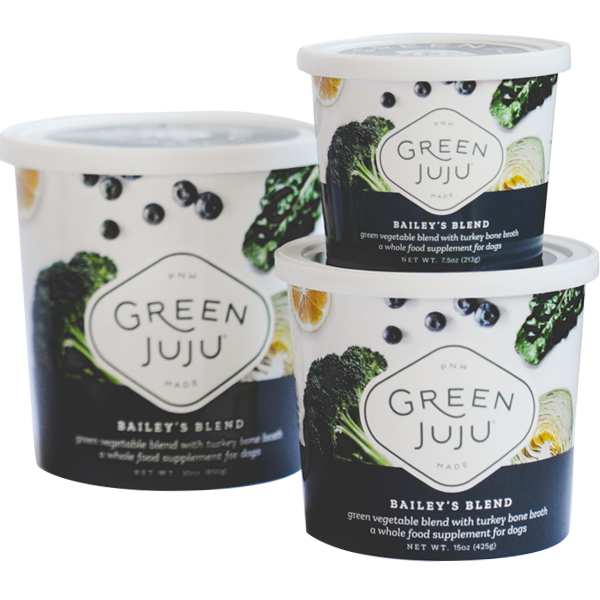 Green Juju:  Vegetable Supplement - Bailey's Blend (CURBSIDE OR IN-STORE ONLY)