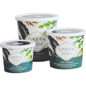 Green Juju:  Vegetable Suppliment - Just Greens (CURBSIDE OR IN-STORE ONLY)