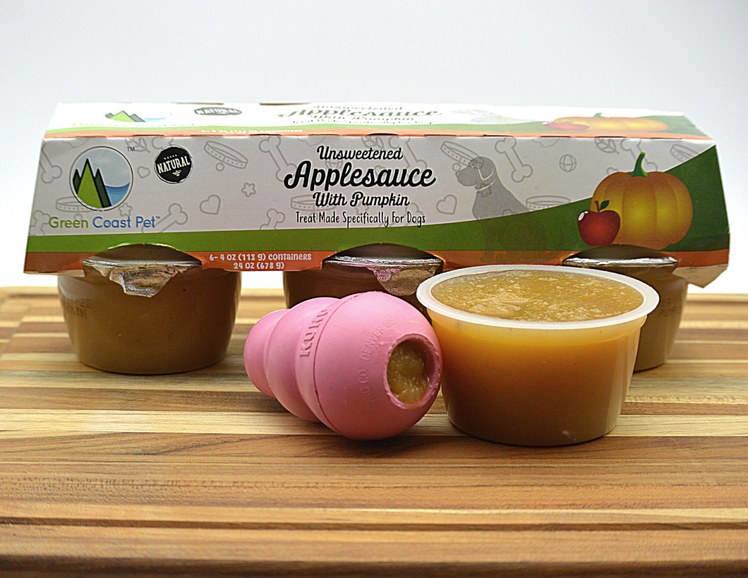 Green Coast: Applesauce with Pumpkin 4pk