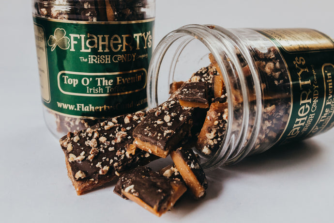 English Toffee vs. Irish Toffee - What's the Difference?