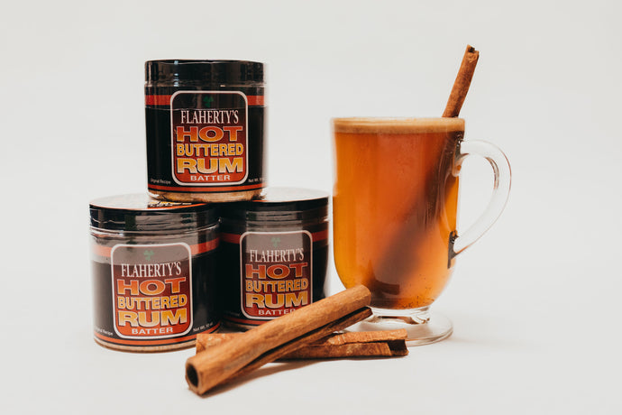 How to Make the Perfect Hot Buttered Rum
