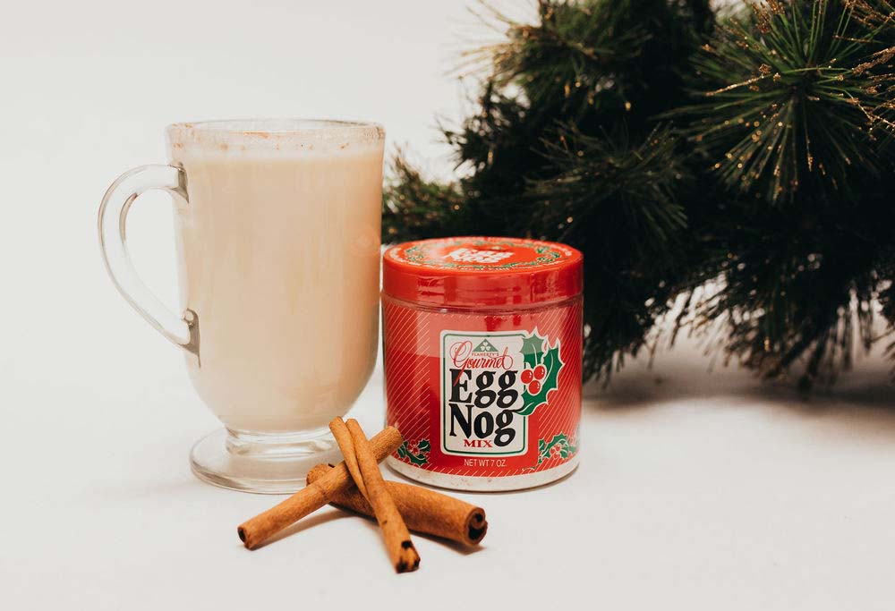 Old Fashioned Eggnog Mix