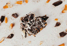 Load image into Gallery viewer, On the Way to Galway Bay - Darker Chocolate, Toasted Pretzels, & Sea Salt