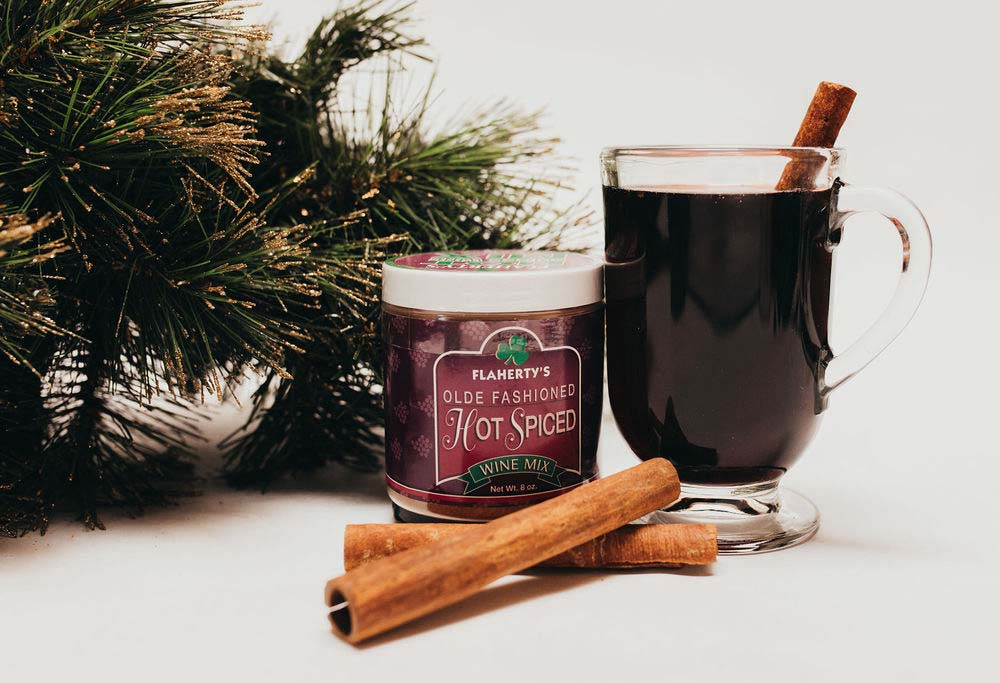 Hot Spiced Wine Mix