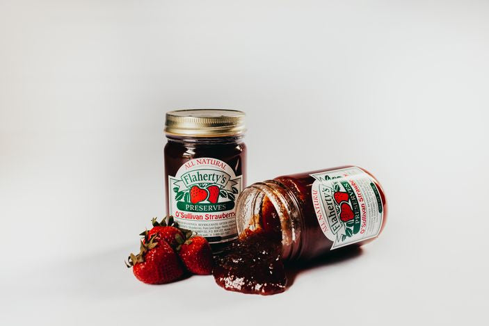 O'Sullivan Strawberry Kettle-Cooked Preserves