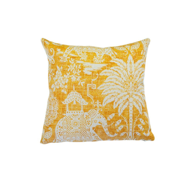 Maharana Gold Pillow