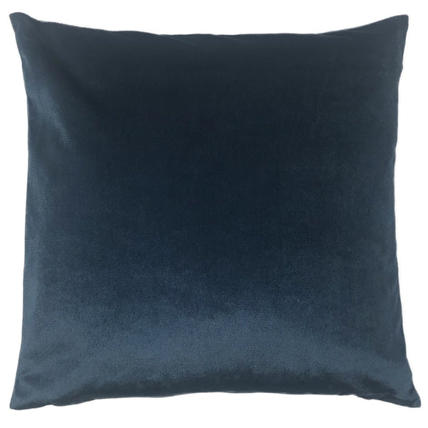 Velvet Pillow Navy