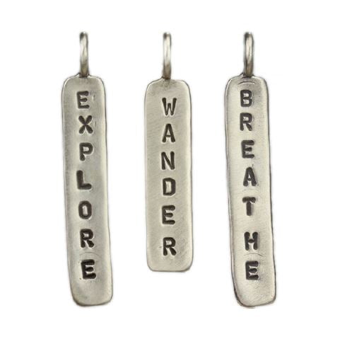 Word Tag Bronze