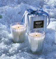 Nest Blue Cypress & Snow Classic Candle
