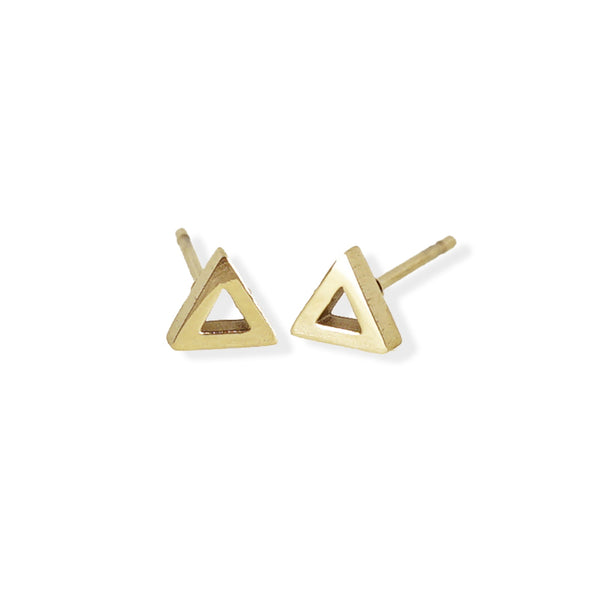 Element Triangle Earring