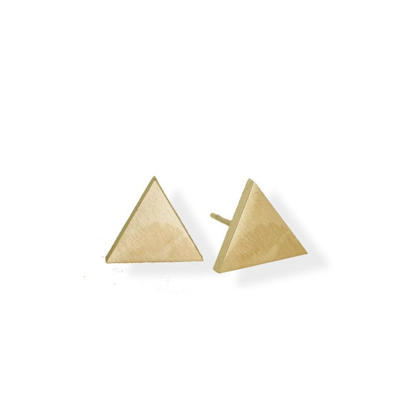 Luxe Triangle Earring