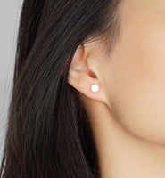 Small Circle Earring
