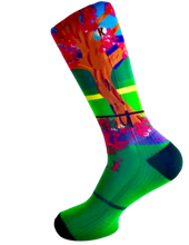 Load image into Gallery viewer, Pink Poui Socks $TTD