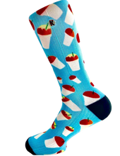 Load image into Gallery viewer, Snow Cone Socks $TTD