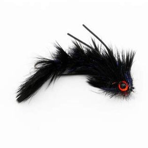 Black - Bugger Changer - Fly Men Fishing Company